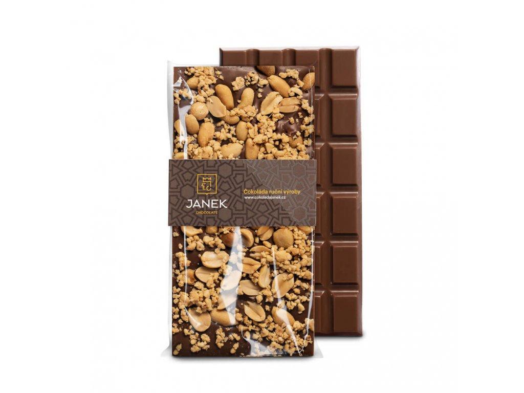 tabulka mlecne cokolady s arasidy cokoladovna janek.jpg