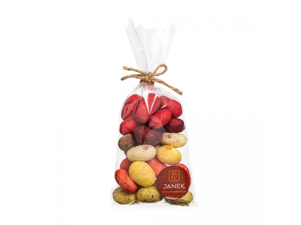 Jankovy velikonocni vajicka mandle cokolada cokoladovna janek
