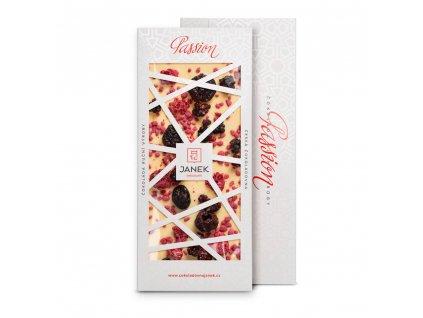 tabulka bile cokolady passion s malinou visni ruzi cokoladovna janek.jpg