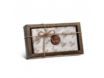 nugat darkova krabicka 36 ks cokolada arasid cokoladovna janek