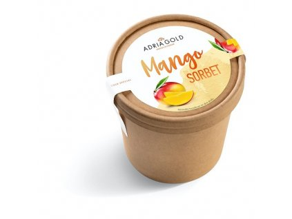 mango sorbet zmrzlina adriagold cokoladovna janek spoluprace