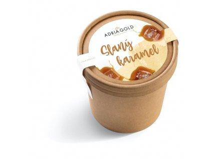 slany karamel kelimek 350 ml adriagold cokoladovna janek spoluprace