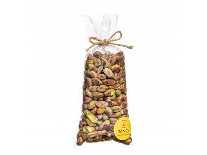 pistacie orechy cokoladovna janek