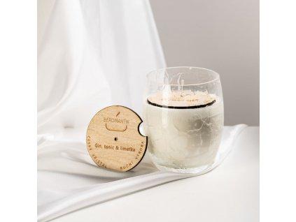svicka beromantik sojovy vosk vune gin tonic