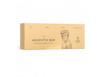 adventni box hvezdna limitovana edice cokoladovna janek coffeespot vasky zufanek
