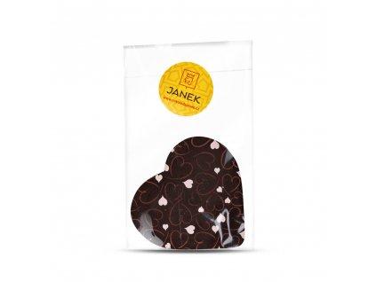 horke cokoladove srdicko 64 procent valentynsky potisk cokoladovna janek.jpg