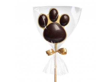 cokoladove lizatko tlapka horka a bila cokolada cokoladovna janek.jpg