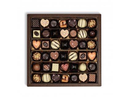 krabicka 42 ks pralinek s obalem cokoladovna janek.jpg