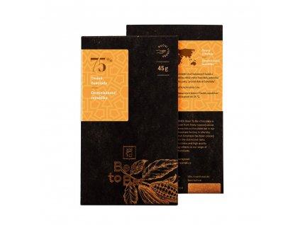 tabulka horke cokolady bean to bar 75 procent dominikanska republika cokoladovna janek.jpg