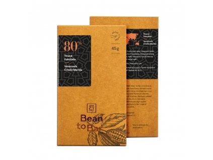 tabulka horke cokolady bean to bar 80 procent venezuela criollo merida cokoladovna janek.jpg