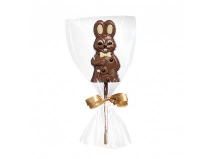 cokolada zajicek velikonoce cokoladovna janek