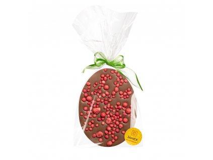 velke cokoladove velikonocni vajicko cokoladovna janek