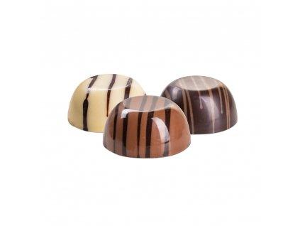 pralinka liskovy orech cokolada cokoladovna janek
