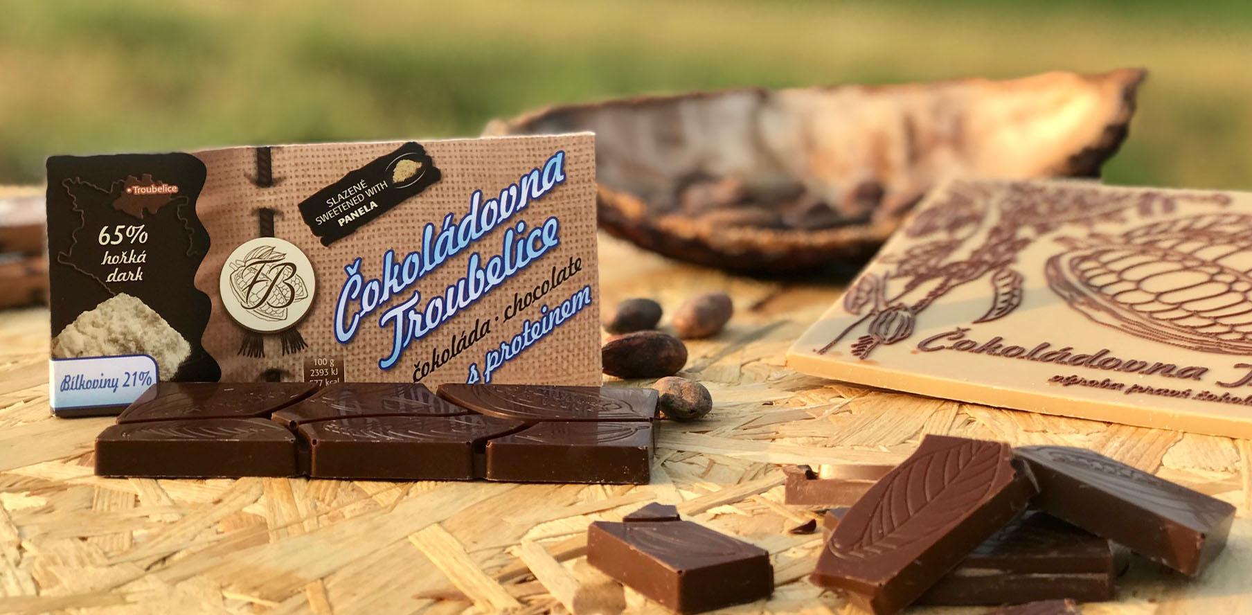 Mezinárodní den čokolády 13. 9.