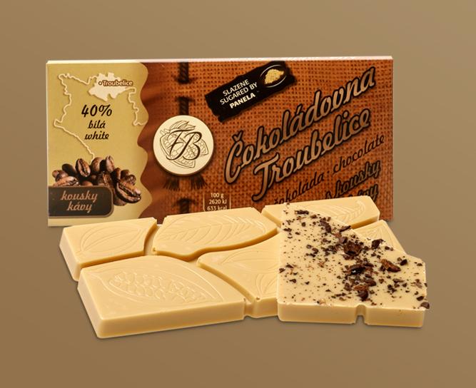 Tabulkové čokolády 45g