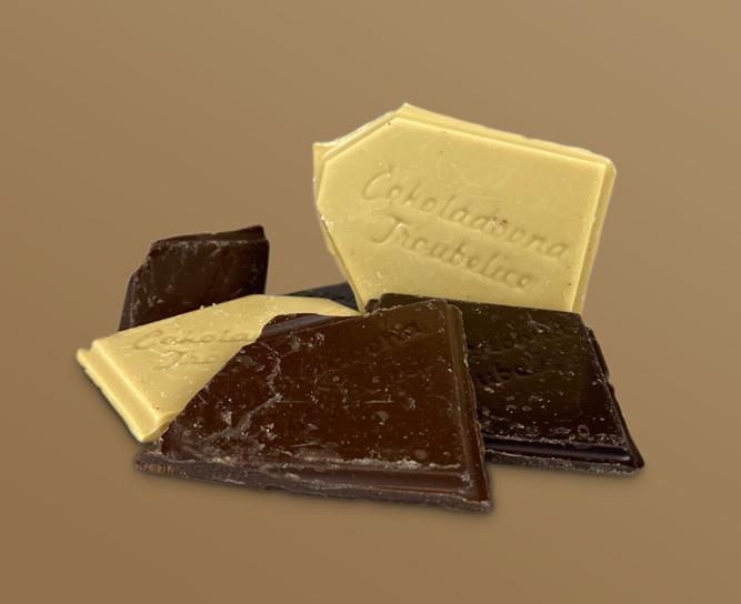 Čokoládové zlomky