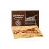 Velká čokoláda s reliéfem Čokoládovna Troubelice, 120g