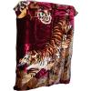 Deka španělská tygr 2014 - rozměr 160 x 220 cm