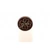 Čokoládové kolečko čtyřlístek, 5g