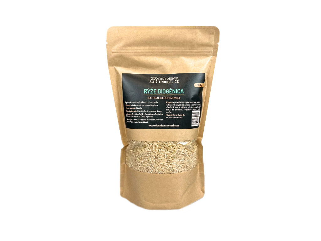 rýže biogénica natural