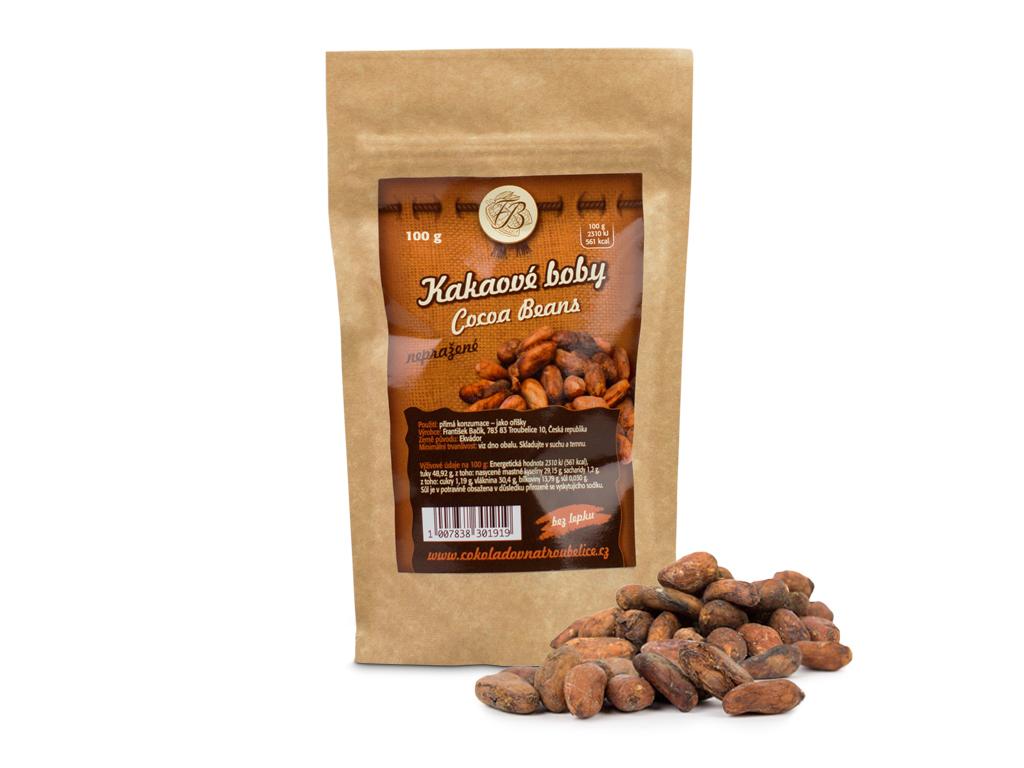 kakaove boby neprazene 100g II 1024x768