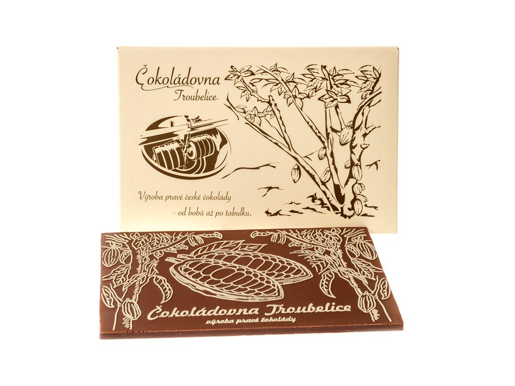 Cokoladovna troubelice melanžér