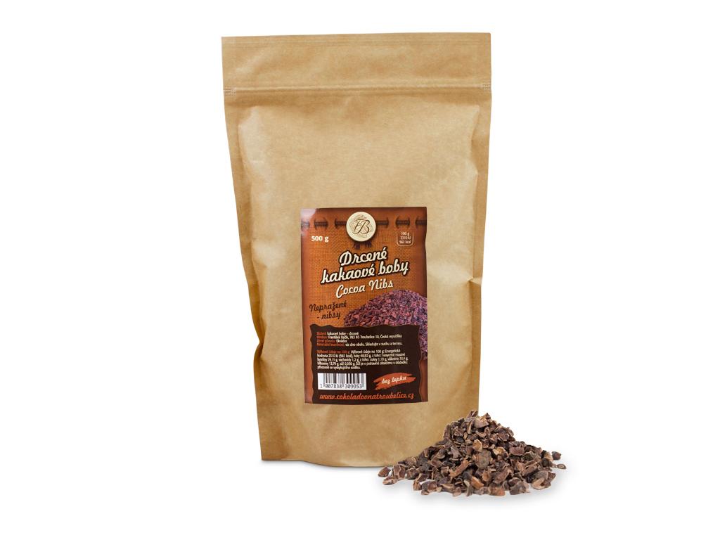 Drcene kakaove boby 500g II 1024x768