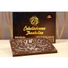 """Velká čokoláda s reliéfem """"NAROZENINY"""", se sušeným ovocem a ořechy, 300g"""