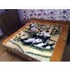 Deka španělská TŘI PANDY 2012 - rozměr 200 x 240 cm