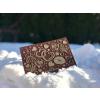 """Dřevěná kazeta s čokoládou """"Sladký Valentýn"""""""