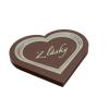 """Čokoládové srdíčko """"Z lásky"""", 18g"""