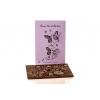 Čokoláda SVATBA - fialová motýlci, 120g