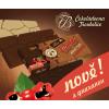 Čokoláda mléčná 51% s GUARANOU, 45 g , Čokoládovna Troubelice