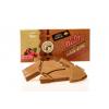 Čokoláda bílá 40% s GUARANOU, 45 g, Čokoládovna Troubelice