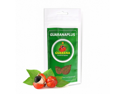 guarana prášek