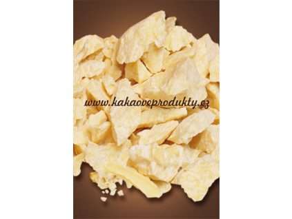 Kakaové máslo deodorizované PYTEL, Čokoládovna Troubelice