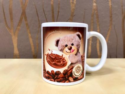 Hrnek Medvídek 320 ml, Čokoládovna Troubelice