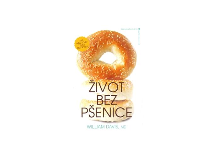 Kniha Život bez pšenice