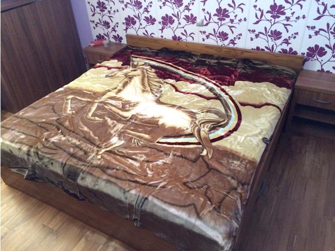 Deka španělská JEDNOROŽEC 2007 - rozměr 200 x 240 cm