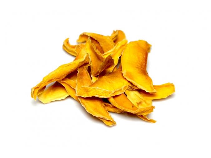 Sušené mango natural - pytel 5 kg