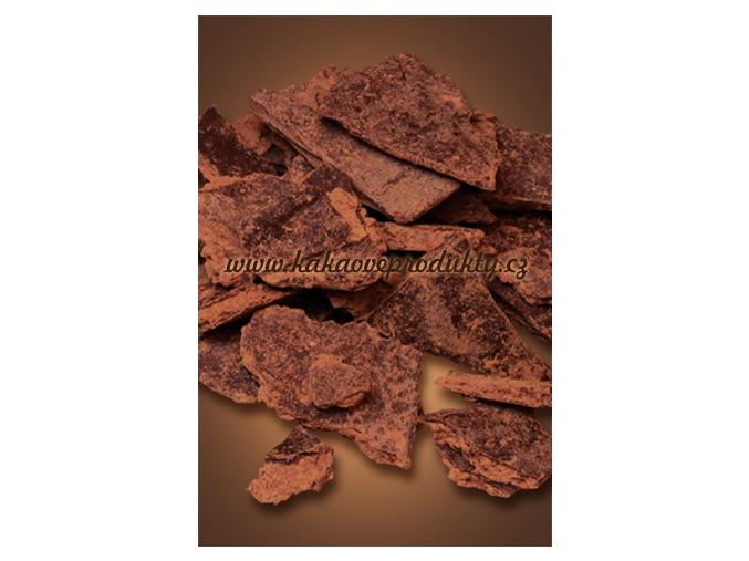 Kakaová hmota BIO - pytel, Čokoládovna Troubelice
