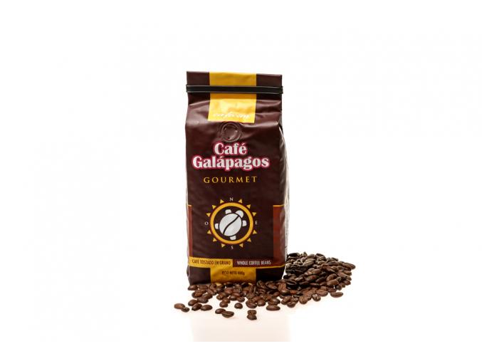Káva Galapágy gourmet, 400g