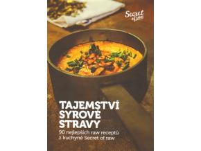 Kniha Tajemství syrové stravy