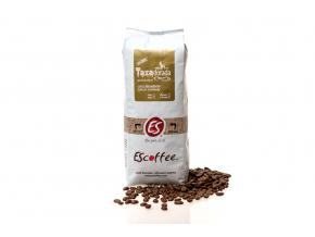 Káva Escoffee TAZADORADA zrnková, 400g