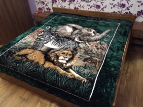 Deka španělská SAFARI 2308  - rozměr 200 x 240 cm