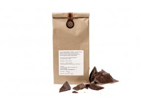 Hořká čokoláda 83%, zlomky