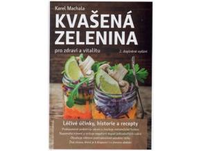 Kniha Kvašená zelenina