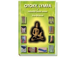 Kniha Otoky, lymfa a nejčastější ženské nemoci