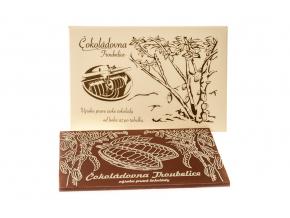 Velká čokoláda MELANŽÉR, 120g