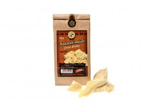 Kakaové máslo deodorizované, Čokoládovna Troubelice